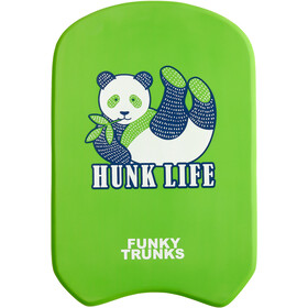 Funky Trunks Kickboard, hunk life navy